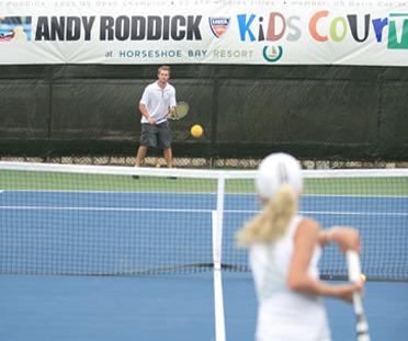 Andy Roddick Kids Court