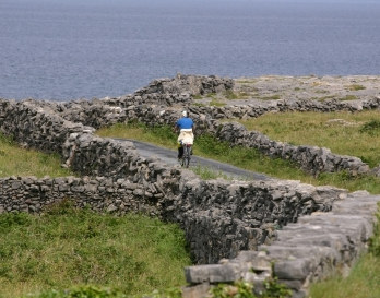 Biking in Ireland