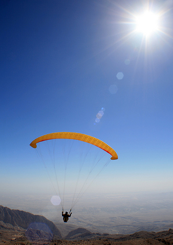 paraglider