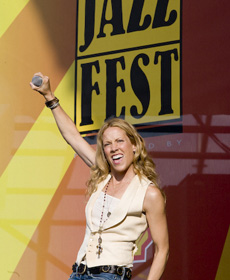 Sheryl Crow at JazzFest