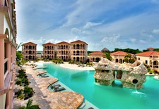 Coco Beach Resort on Ambergris Caye in Belize