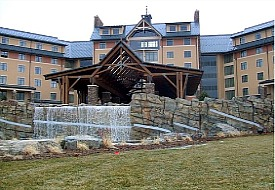 Mount Airy Casino Entrance