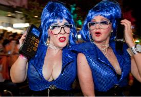 Sydney Gay Lesbian Mardi Gras Stream
