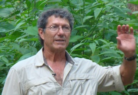 Belize Archeologist Dr. Jaime Awe