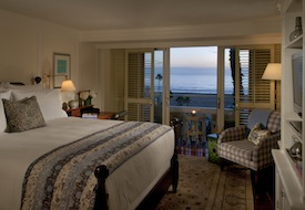 Ocean View Guest Room at Shutters on the Beach in Santa Monica