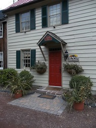 1740 house bed and breakfast b&b