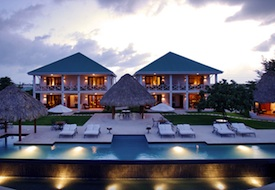 Infinity Villas at Victoria House on Ambergris Caye