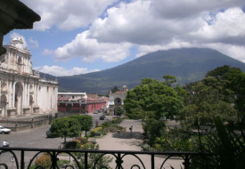 La Antigua Guatemala learning vacation