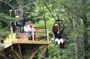 NY Ziplining