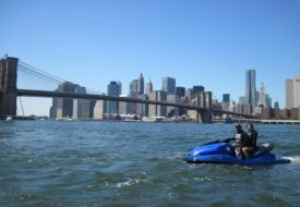 jetskiing New York City