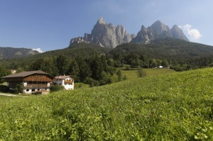 South Tyrol farmhouse