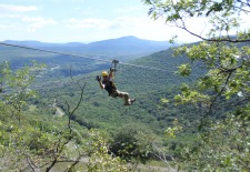 Skyrider hunter mountain Zipline Tour Ny