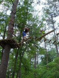 TreeTop Adventure Callaway Gardens