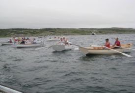 Fogo Island Punt Race