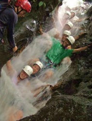 Canyoneering Costa Rica deal