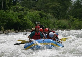 Rafting Costa Rica deal