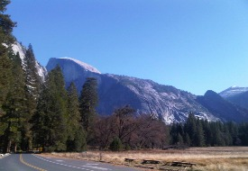 Yosemite travel tips