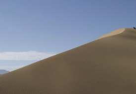 sand skiing dunes Namibia
