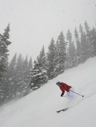 Jackson Hole Ski Resort snowfall deal