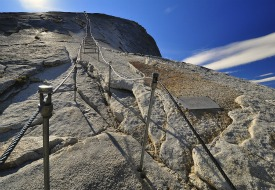 Half Dome lottery system 2012