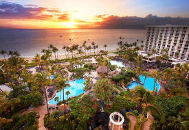 Starwood Resorts Westin Maui