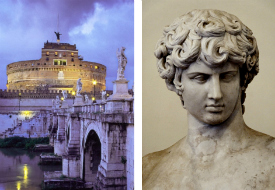 Rome Walks Gay Tour Hadrian Antinous