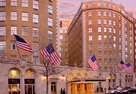 Renaissance Hotel Out in DC Gay Package