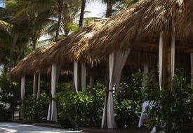 Beach Cabanas at The Palms Miami Beach