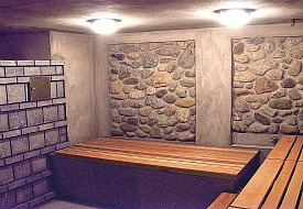 sauna spa in Brooklyn
