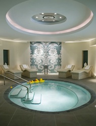 Bath Lounge at Eau Spa at The Ritz-Carlton, Palm Beach