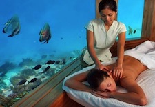 Lime Spa at Huvafen Fushi in the Maldives