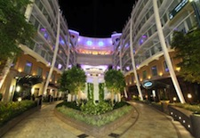 Central Park Neighborhood on Allure of the Seas