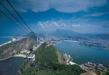 Riode Janeiro Aerial