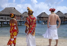 Moorea Pearl Resort Wedding St