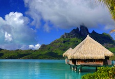 St. Regis Bora Bora Resort