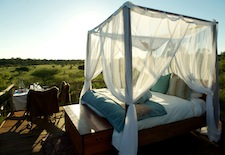 Chalkley Treehouse at Lion Sands in South Africa