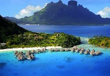 Hilton Bora Bora Nui Resort & Spa in French Polynesia
