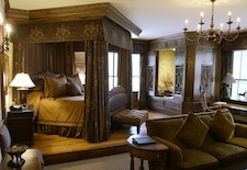 English Tudor Suite at The Chanler in Newport