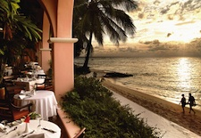 Beach View at Fairmont Royal Pavilion in Barbados