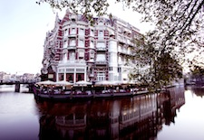 Exterior of Hotel De L'Europe