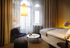 Deluxe Room at Nobis Hotel in Stockholm