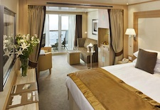 Veranda Suite on Seabourn Sojourn