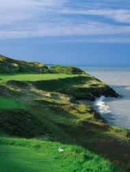 Golf Romance   Whistling Straits
