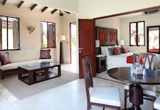 One-bedroom villa at Buccament Bay Resort on St. Vincent