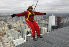 Edgewalk at the CN Tower in Toronto