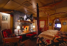 Room at Lake Placid Lodge