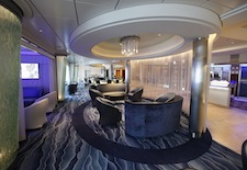 Martini Bar aboard Celebrity Silhouette
