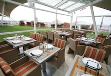 The Lawn Club Grill and The Alcoves on Celebrity Silhouette