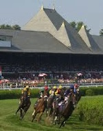 Saratoga Race Course in Saratoga Springs, NY