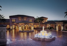 Exterior of The Grand Del Mar